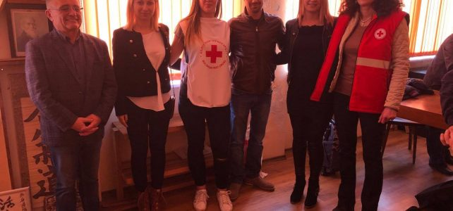 По повод 14 ноември – Световният ден за борба с диабета, Националния учебен център към БЧК, съвместно с Български Младежки Червен кръст – Костинброд проведоха информационна кампания за диабета
