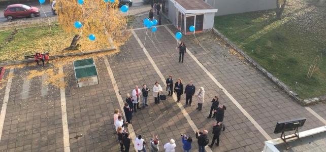 14 Ноември – Световения ден за борба с диабета бе отбелязан от служителите на Центъра за социална рехабилитация и интеграция – Костинброд