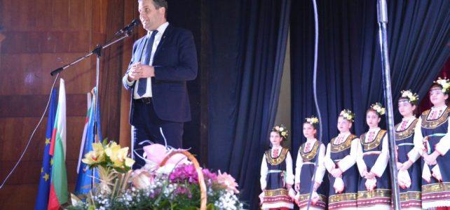 """Народно читалище """"Иван Вазов -1947"""" в град Костинброд отбеляза 70 години от създаването на културната институция в община Костинброд"""