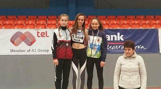 Нови постижения по лека атлетика за община Костинброд