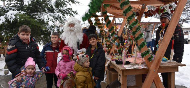 Днес започна приказен Коледен базар в Община Костинброд