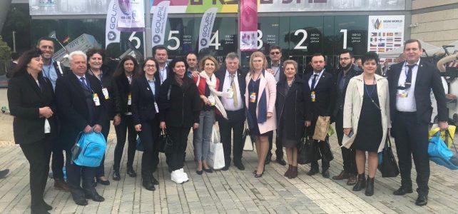 Кметът на община Костинброд г-н  Трайко Младенов, заедно със заместник-кмета г-н Александър Ненов са в Израел и участват в международна конференция в Тел Авив