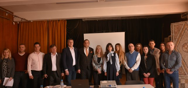 Община Костинброд беше домакин на кръгла маса между общините на Запад от София и сръбската община Пирот, във връзка учредяването на мега регион – Европейска група за териториално сътрудничество /ЕГТС/