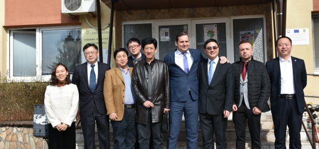 Делегация от провинция Джянси, Китай посети община Костинброд!