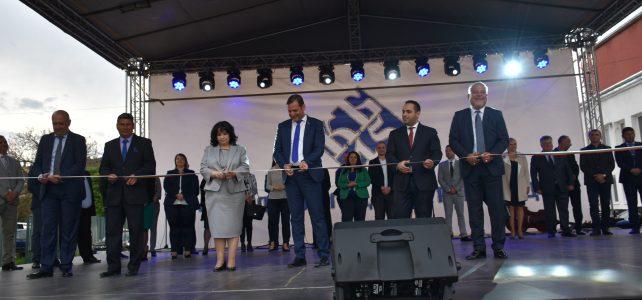 """Грандиозно откриване на обновения площад """"Иван Вазов"""" в град Костинброд"""