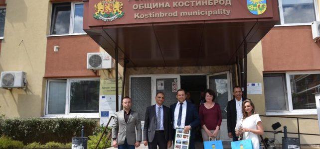 Община Костинброд и посолството на Пакистан – с общи мероприятия през месец юни