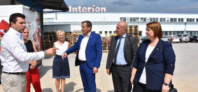 Още една бързо развиваща се фирма в община Костинброд инвестира в разширяване на базата си