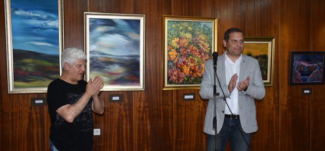 По следите на художника Денислав Тодоров – глътка вдъхновение и красота в град Костинброд