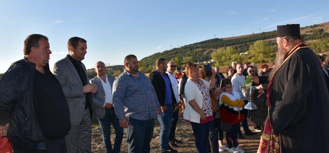 """На 27 септември в село Драговищица се откри реновираната чешма в местността """"Герена"""""""