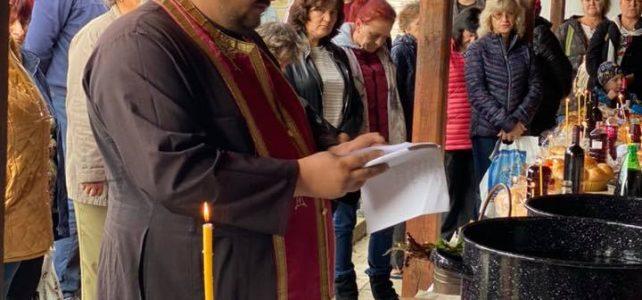 """Архангеловден е! Днес в Шияковския манастир """"Св. Архангел Михаил"""" се отслужи водосвет за здраве от отец Крум"""