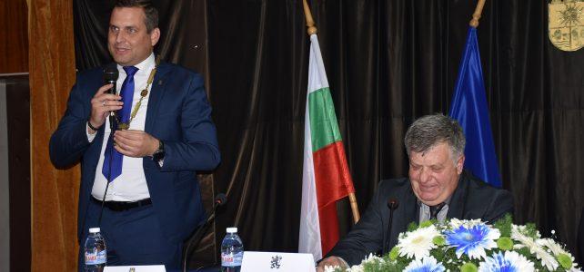 Г-н Трайко Младенов положи клетва като кмет на Община Костинброд