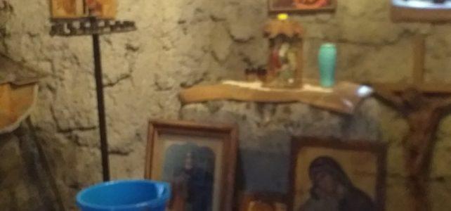 """На 13.11.2019г. от 10:00ч. по традиция в параклиса """"Св. Йоан Златоуст"""" в с. Опицвет се отслужи празнична литургия и водосвет от протойерей отец Желязко Симонов и се раздаде курбан за здраве"""