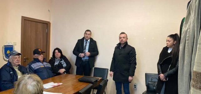 Днес, на 27 февруари, в село Драговищица се дадоха първи насоки за създаването на пенсионерски клуб във второто най-голямо село в община Костинброд