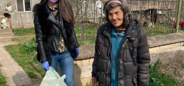Започна раздаването на хранителни продукти в община Костинброд