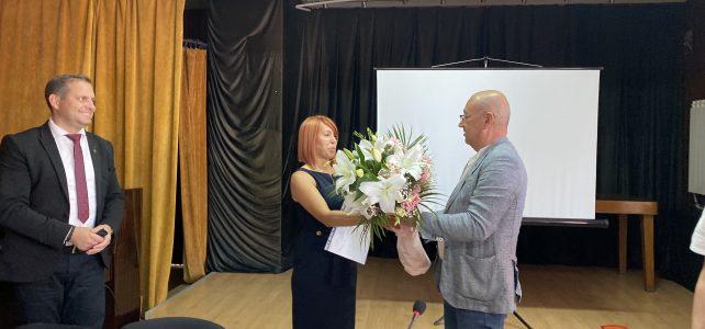 На 30.07.2020г. положи клетва новият общински съветник – г-жа Камелия Велкова