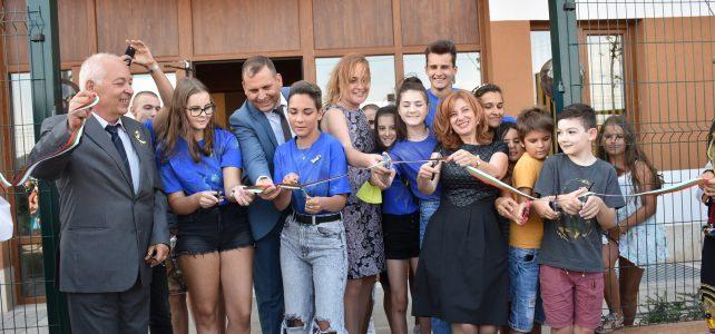 След 7 годишни очаквания, перипетии и надежди, днес на Кръстовден се сложи началото на един от осемте в света и единствен на Балканите Възстановителен център за лечение на деца с онкохематологични заболявания