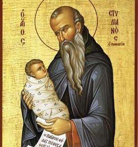 Почитаме Свети Стилиян – защитник на бебетата и децата