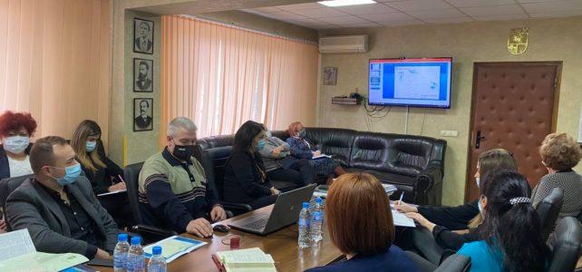 Днес, 21.01.2021 г., се състоя онлайн обществено обсъждане на предложение за поемане на дългосрочен общински дълг на  община Костинброд