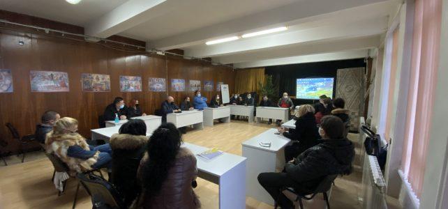 Днес се състоя извънредна сесия на общинския съвет- Костинброд, във връзка с обявеното частично бедствено положение