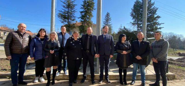 За поредна година на 3 март – Денят на Освобождението на България се чества в село Петърч и село Безден