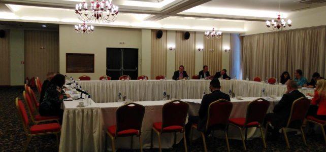 Kметът на община Костинброд, г-н Трайко Младенов днес заседава в Управителния съвет на Сдружение на Югозападните общини