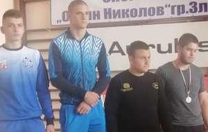 Клубът ни по борба отново с медали от едно от най-големите първенства в България