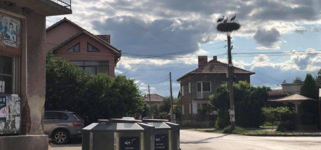 Община Костинброд продължава поставянето на подземни контейнери за смет