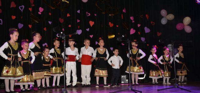 """Заключителен концерт на танцова школа """"Емиданс"""" и музикална школа """"Иркапей"""" в село Драговищица"""
