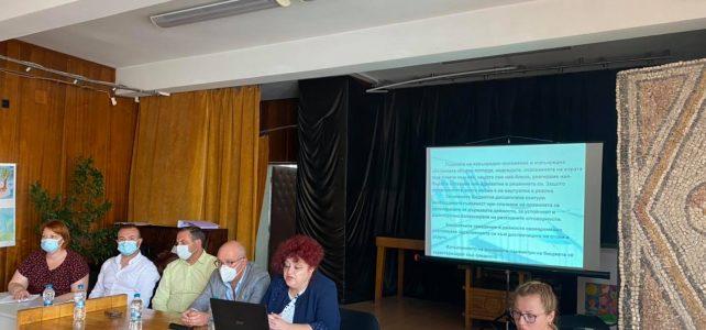 Днес, 19.07.21г., се проведе публично обсъждане на ОТЧЕТ на БЮДЖЕТ 2020г.