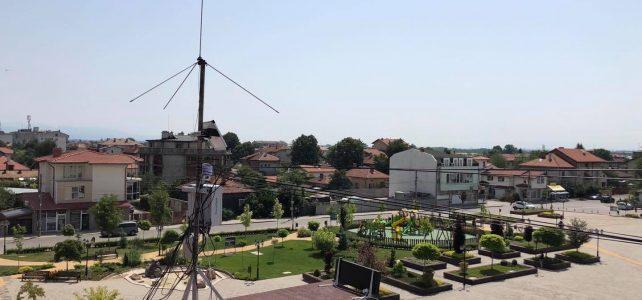 Община Костинброд постави стационарна станция за събиране на данни за качеството на въздуха в град Костинброд