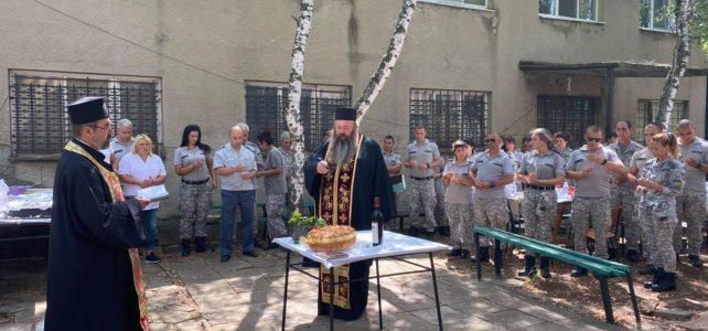 Днес, 29 юли 2021г., военно формирование 34 420 – Костинброд отбеляза своята 39 годишнина с курбан за здраве и благополучие