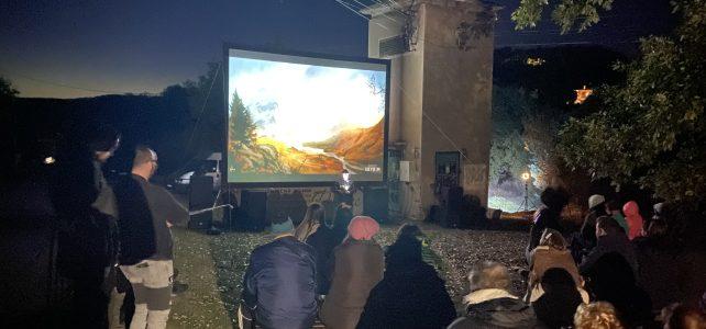 На 2 октомври община Костинброд организира кино вечер в село Царичина